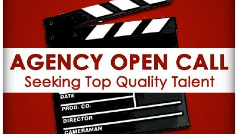 CASTING CALL- Agency Open Call Seeking Models & Professional Actors this Saturday (10/20/12)