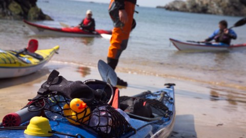 CBS Reckless Casting Call for Kayakers and Paddle boarders