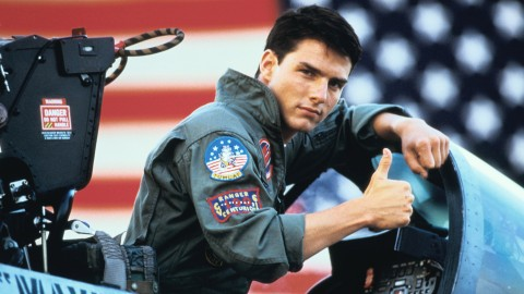 Tom Cruise Says Yes to 'Top Gun 2'…Only If There's No CGI