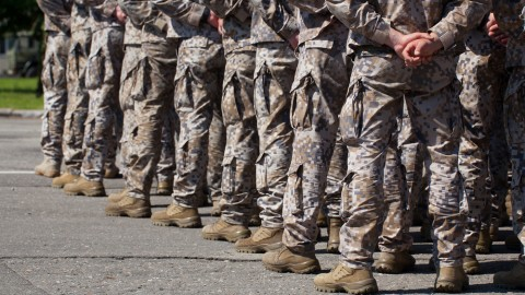 Feature Film Casting Call for Real Military Vets in Los Angeles