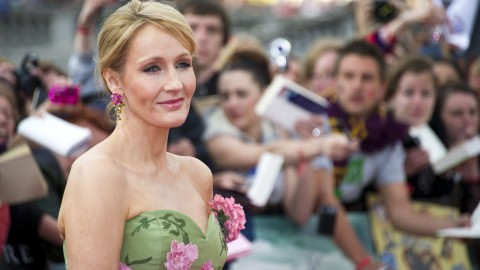 J.K. Rowling Releases a New Harry Potter Chapter and Character