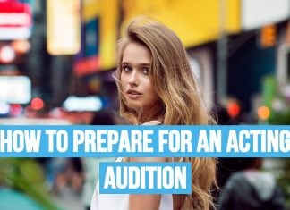 Acting Audition Tips