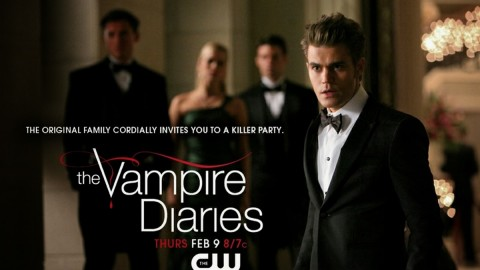 'The Vampire Diaries' Costume Party Casting Call in Atlanta