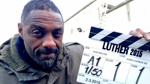 Idris Elba is Now Filming 'Luther' Special in London