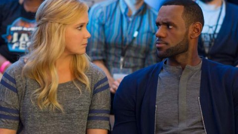 Why LeBron James Didn't Take Acting Class for 'Trainwreck'