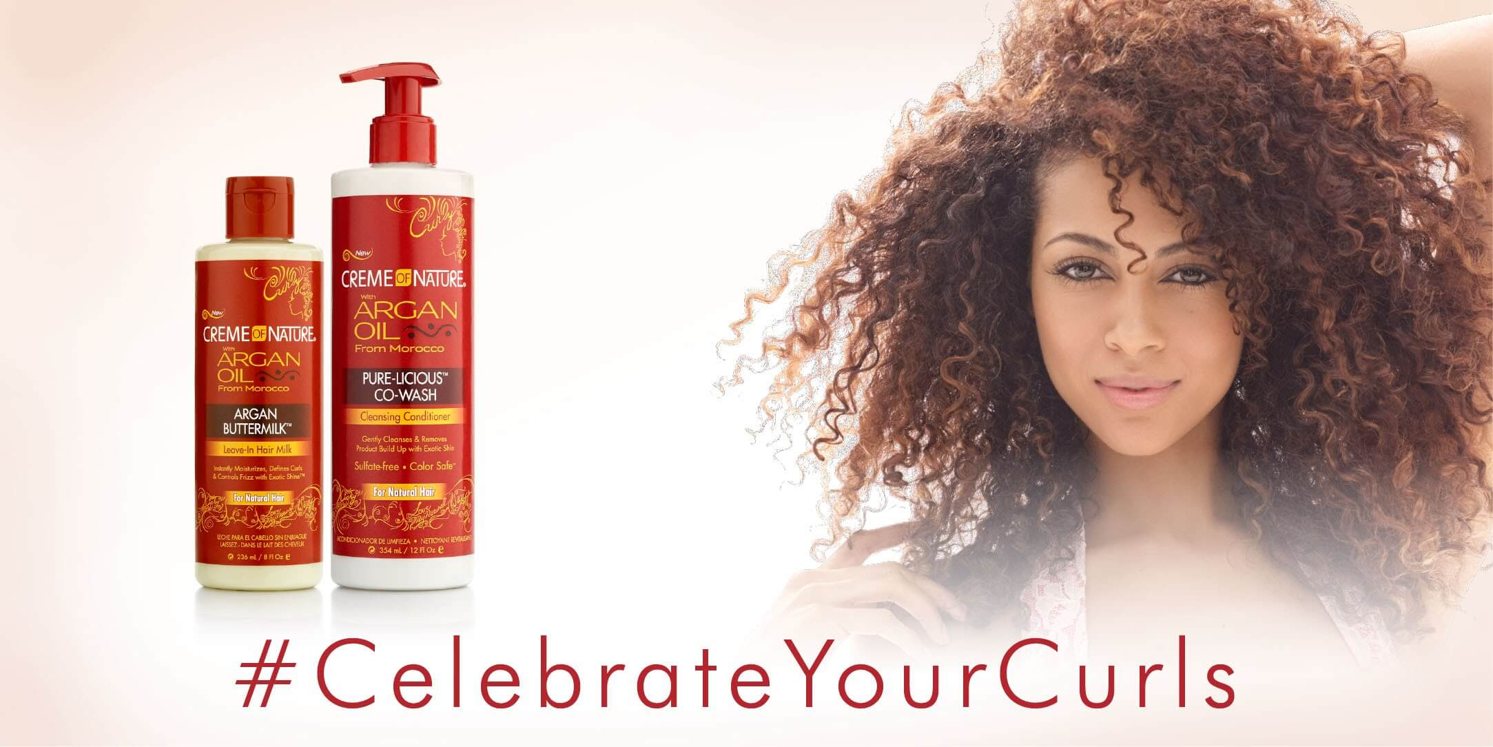 Creme Of Nature Products For Curly Hair