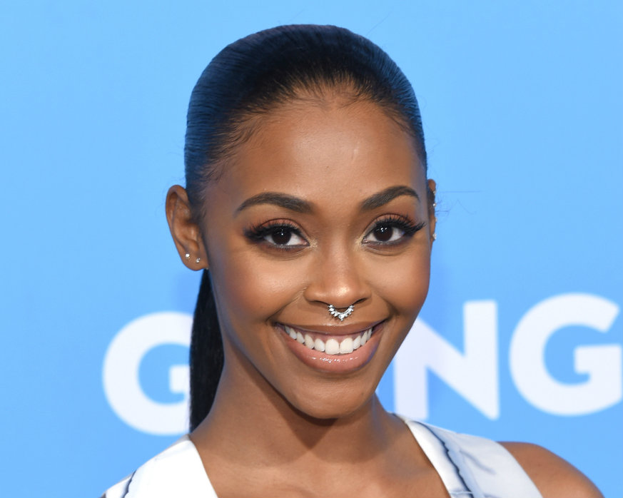 Black Lightning Nafessa Williams