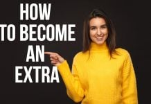 How to Become an Extra