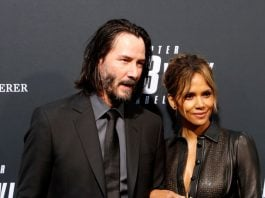 Keanu Reeves Halle Berry