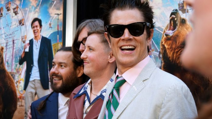 Johnny Knoxville Jackass