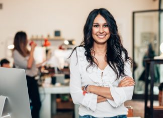 Start-up business woman casting call