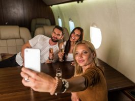 Private Jet Influencers